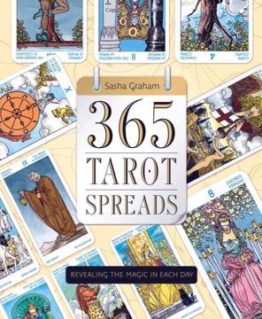 Bild på 365 Tarot Spreads: Revealing the Magic in Each Day