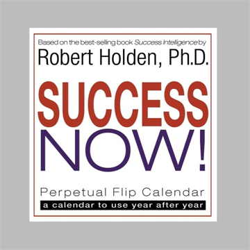 Bild på Success Now! Perpetual Flip Calendar