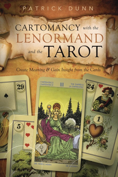 Bild på Cartomancy with the Lenormand and the Tarot