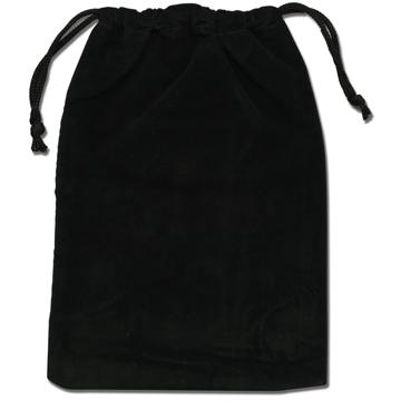 Bild på Tarotpåse: svart (sammet)