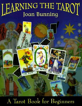 Bild på Learning the Tarot: A Tarot Book for Beginners
