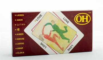 Bild på OH-kort : Bildkort med interaktiva ordkort / Symbolkort för samtal, terapi och coaching