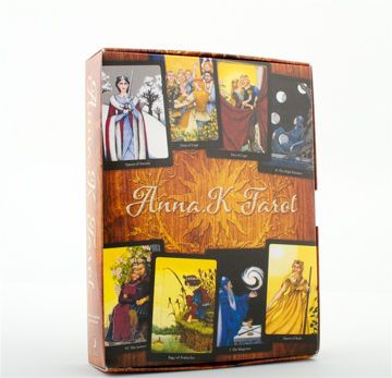 Bild på Anna.K Tarot (Boxed kit)