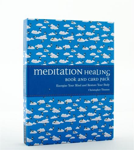 Bild på Meditation Healing Book and Card Pack