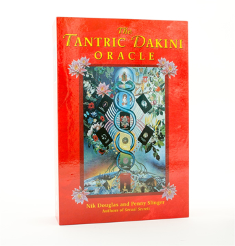 Bild på Tantric Dakini Oracle (Set Of 65 Cards & 224-Pp Book; Boxed)