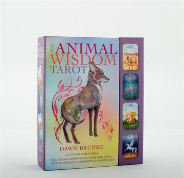 Bild på The Animal Wisdom Tarot