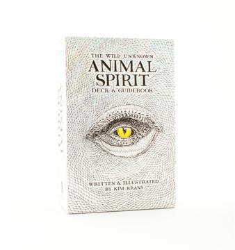 Bild på The Wild Unknown Animal Spirit Deck and Guidebook