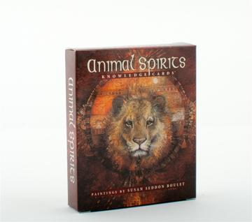 Bild på Animal Spirits Knowledge Cards (48 Card Deck)