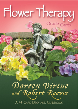Bild på Flower Therapy Oracle Cards
