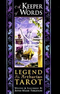 Bild på Keeper Of Words: Legend, The Arthurian Tarot