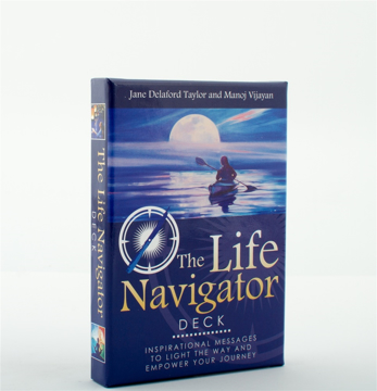 Bild på Life Navigator Deck : Inspirational Messages to Light the Way and Empower Your Journey