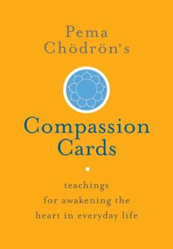 Bild på Pema Chödrön's Compassion Cards