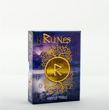 Bild på Runes Oracle Cards