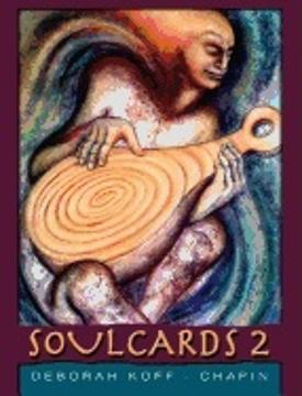 """Bild på Soul Cards Ii (3-1/4"""" X 5""""; 60 Color Cards; 36 Page Manual)"""