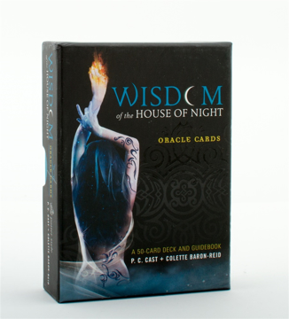 Bild på Wisdom of the House of Night Oracle Cards