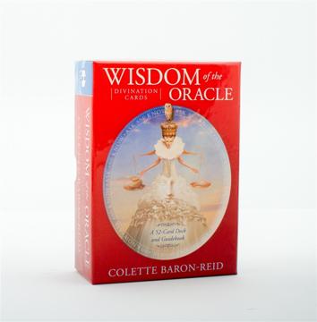 Bild på Wisdom of the Oracle Divination Cards