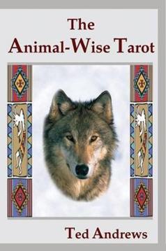 "Bild på Animal Wise Tarot Set (Book & 78 4-1/2"" X 2-3/4"" Card Deck)"