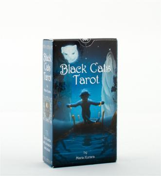 Bild på Black Cats Tarot