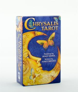 Bild på Chrysalis Tarot (78-card deck)