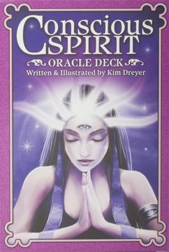 Bild på Conscious Spirit Oracle Cards (44-Card Deck & Booklet)