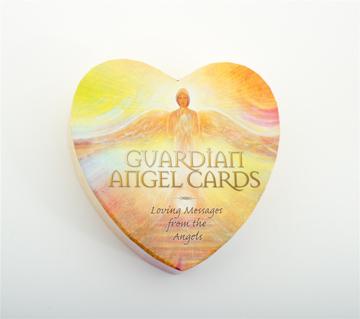 Bild på Guardian Angel Cards : Loving Messages from the Angels