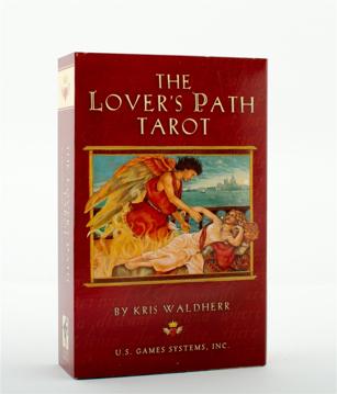 Bild på Lover's Path Tarot: Premiere Edition (78-Card Deck & Instruc