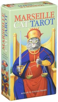 Bild på Marseille Cat Tarot