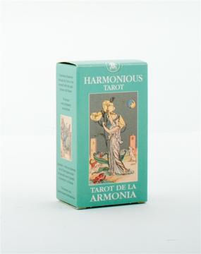 Bild på Mini Tarot - Harmonious