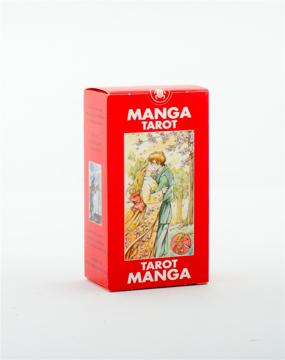 Bild på Mini Tarot - Manga