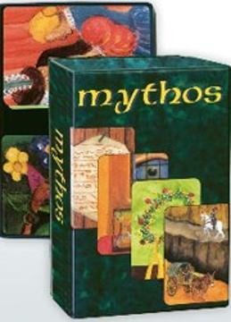 Bild på Mythos : 55 berättande bildkort - myter och legender / Symbolkort för samtal, terapi och coaching