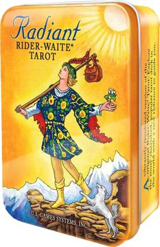 Bild på Radiant Rider-Waite® in a Tin