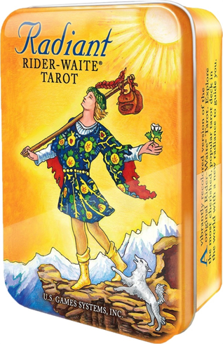 Bild på Radiant Rider-Waite® in a Tin