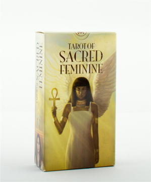 Bild på Tarot of Sacred Feminine
