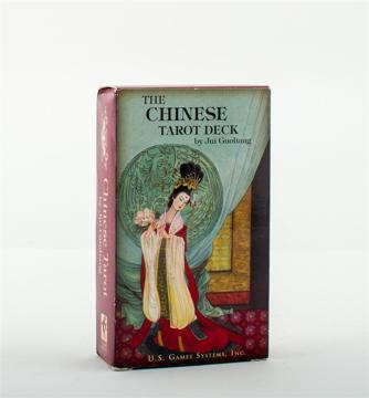 Bild på The chinese tarot deck