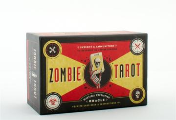 Bild på The Zombie Tarot