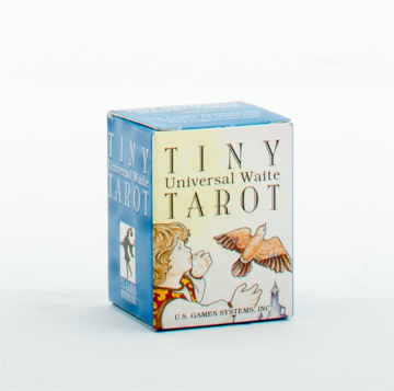 Bild på Tiny Universal Waite Tarot