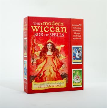 Bild på The Modern Wiccan Box of Spells