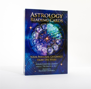 Bild på Astrology Reading Cards: Your Personal Guidance from the Stars