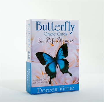 Bild på Butterfly Oracle Cards for Life Changes