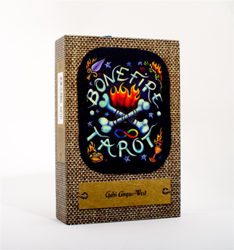 Bild på Bonefire Tarot