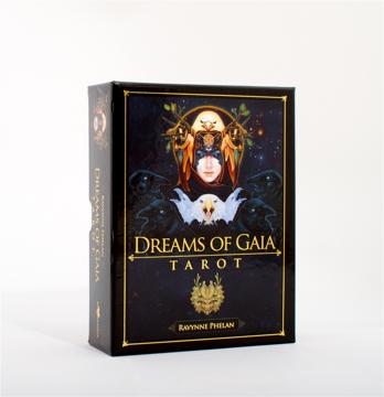 Bild på Dreams Of Gaia Tarot : A Tarot for a New Era