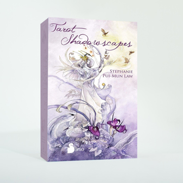 Bild på Shadowscapes Tarot [With Booklet]