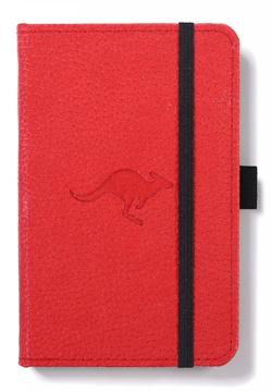 Bild på Dingbats* Wildlife A6 Pocket Red Kangaroo Notebook - Plain