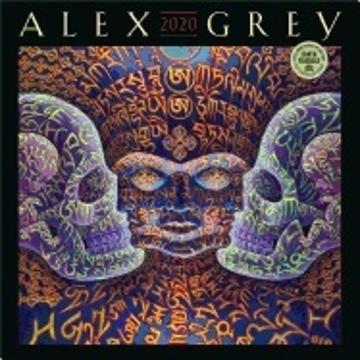 Bild på Alex Grey Calendar 2020