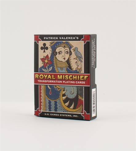 Bild på Royal Mischief Transformation Playing Cards