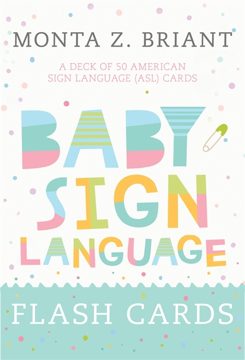 Bild på Baby Sign Language Flash Cards