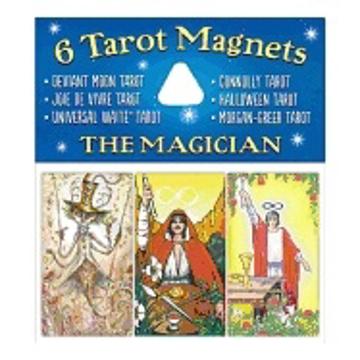 Bild på Tarotmagneter: The Magician (magikern)