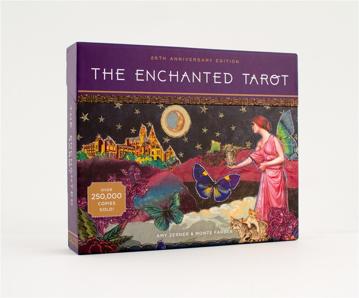 Bild på Enchanted tarot - 25th anniversary edition