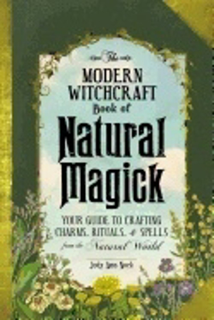 Bild på Modern witchcraft book of natural magick - your guide to crafting charms, r