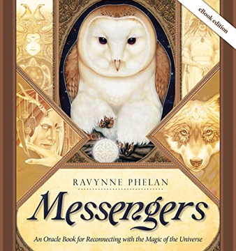 Bild på Messengers - an oracle book for reconnecting with the magic of the universe